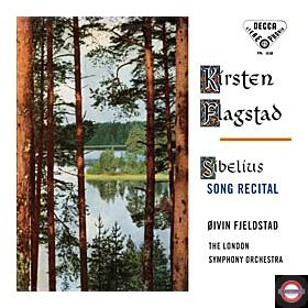 Kirsten Flagstad - Sibelius Song Recital