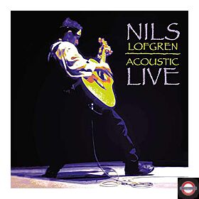 Nils Lofgren - Acoustic Live (45Rpm-Edition, 4LP)