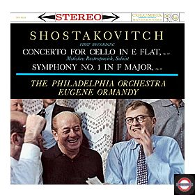 Shostakovitch - Concerto For Cello In E Flat