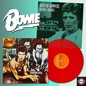 David Bowie - Diamond Dogs (LTD. Red Vinyl)