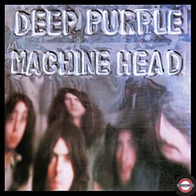 DEEP PURPLE — Machine Head [Purple]