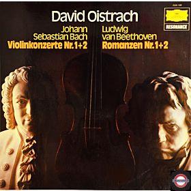 Bach/Beethoven: Violinkonzerte und Romanzen
