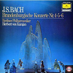 Bach: Brandenburgische Konzerte - Nr. 4, 5, 6