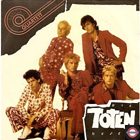 """Die Toten Hosen  (7"""" Amiga-Quartett-Serie)"""