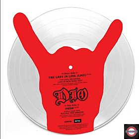 Dio - The Last In Line-Live (Shaped Picture 12Inch)