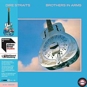 Dire Straits - Brothers In Arms (180g) (Half Speed Mastering) 2 LPs