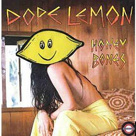 DOPE LEMON – honey bones - clear Vinyl