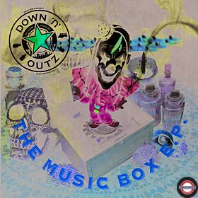 Down N Outz - Magic Box EP (12 Inch EP) RSD 2020
