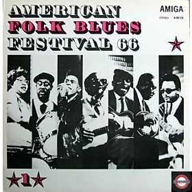 American Folk Blues Festival 66 - 1