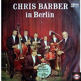 Chris Barber´s Jazz Band - Chris Barber in Berlin