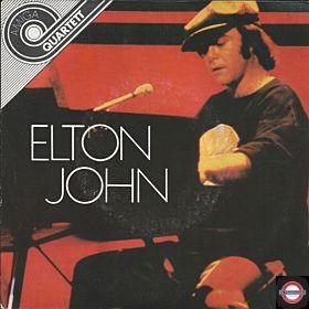 """Elton John (7"""" Amiga-Quartett-Serie)"""