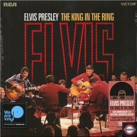 Presley Elvis - The King In The Ring (1968 Acoustic) (2LP Red Nummeriert)