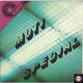 """Moti Special  (7"""" Amiga-Quartett-Serie)"""