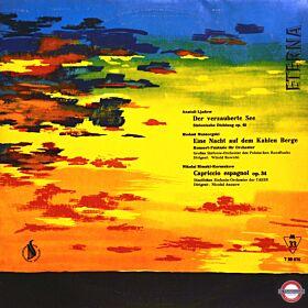Ljadow, Mussorgski ... Drei Orchesterwerke (10'')