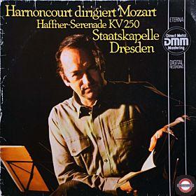 """Mozart: """"Haffner-Serenade""""/Marsch in D-Dur"""