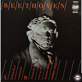 Beethoven: Sinfonien Nr.5 und Nr.8 - mit Kegel