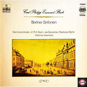 Bach, C. P. E.: Die fünf Berliner Sinfonien