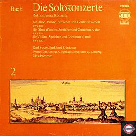 Bach: Solokonzerte (2)