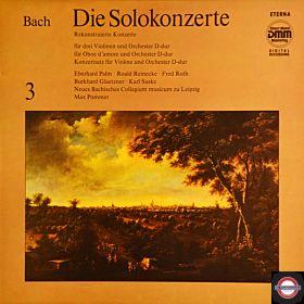 Bach: Solokonzerte (3)