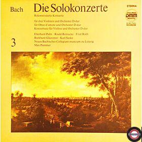 Bach: Solokonzerte (3) - mit dem Collegium musicum