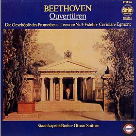 Beethoven: Ouvertüren - von Egmont bis Fidelio
