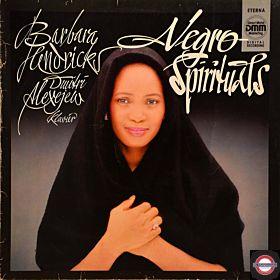 Hendricks singt bekannte Negro-Spirituals