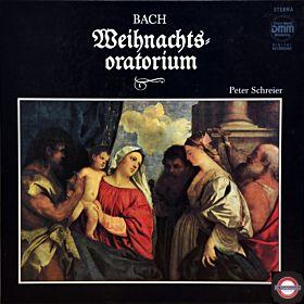Bach: Weihnachtsoratorium (Box mit 3 LP)