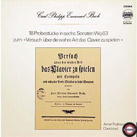 """Bach, C.P.E.: """"Über die wahre Art das Clavier zu spielen"""""""