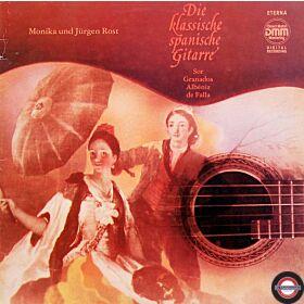 Gitarre: Spanisch - mit Monika und Jürgen Rost