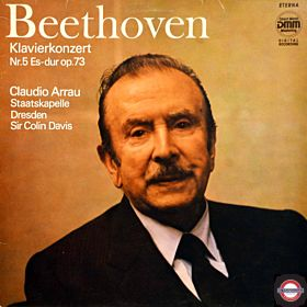 Beethoven: Klavierkonzert Nr.5 - mit Arrau (III)