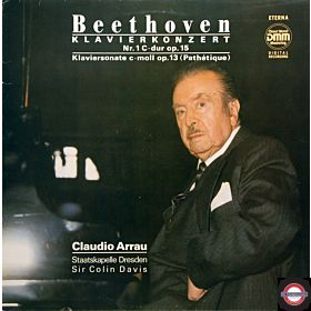 "Beethoven: Klavierkonzert Nr.1/""Pathétique"""