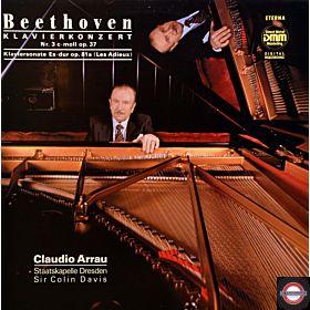Beethoven: Klavierkonzert Nr.3/Das Lebewohl