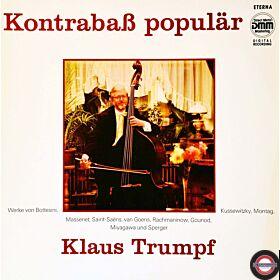 Musik für Kontrabass - von Bottesini bis Sperger