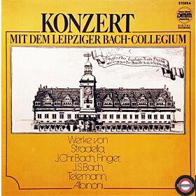 Bach-Collegium: Von Stradella, Bach ... bis Albinoni