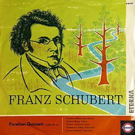 Schubert: Forellen-Quintett (Phonoclub; 1965) - IV