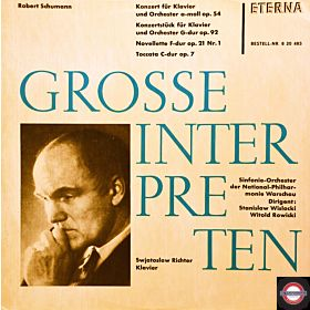 Schumann: Klavierwerke - mit Richter