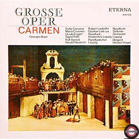 Bizet: Carmen - ein Opernquerschnitt (IV)
