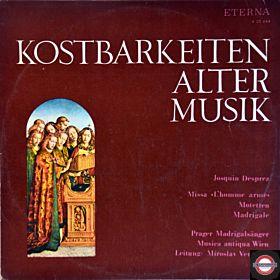 Alte Musik - von Desprez