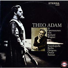 Adam: Szenen aus Opern von Wagner (Mono; 1967)