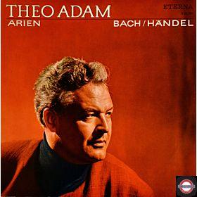 Adam: Arien aus Werken von Bach und Händel