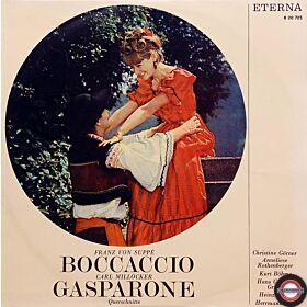 Suppé/Millöcker: Boccaccio+Gasperone - Querschnitte