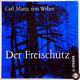 Weber: Der Freischütz - Gesamtaufn. (Box, 3 LP) - III