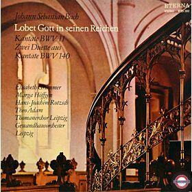 """Bach: Kantate """"Lobet Gott in seinen Reichen""""..."""