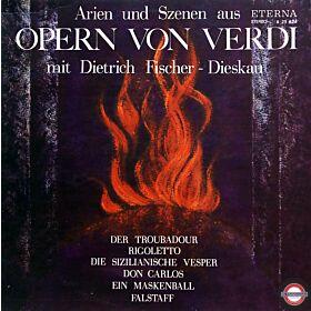 Fischer-Dieskau singt Arien aus Verdi-Opern (III)