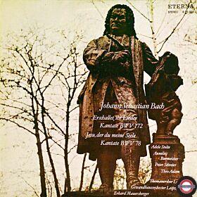 """Bach: Kantaten """"Erschallet, ihr Lieder""""/""""Jesu, der..."""""""