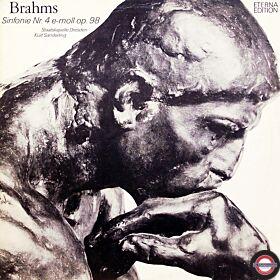 Brahms: Sinfonie Nr.4 - mit Kurt Sanderling