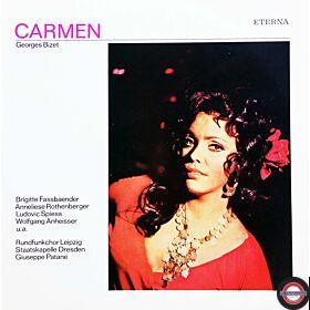 Bizet: Carmen - ein Opernquerschnitt (VII)