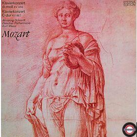 Mozart: Klavierkonzerte Nr.20+21 - mit A. Schmidt