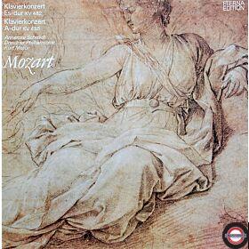 Mozart: Klavierkonzerte Nr.22+23 (A. Schmidt) - II
