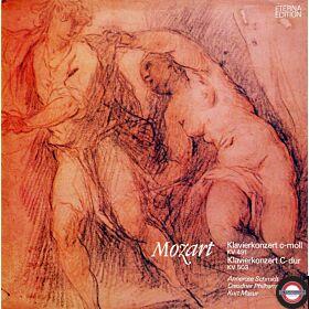 Mozart: Klavierkonzerte Nr.24+25 (A. Schmidt)